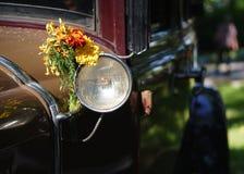 Vernietigde bloemen Royalty-vrije Stock Foto