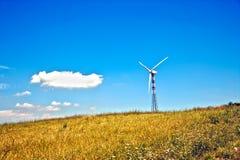 Vernieuwbare energie Stock Fotografie