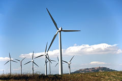 Vernieuwbare energie Royalty-vrije Stock Afbeelding