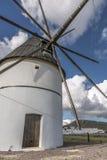 Vernieuwde molen Royalty-vrije Stock Fotografie