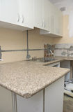 Vernieuwingen - Keuken royalty-vrije stock afbeelding
