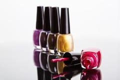 Vernis à ongles Images libres de droits