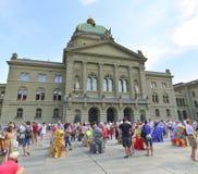 Vernissage 21 Juni 2017 BernArtiner Στοκ Φωτογραφίες