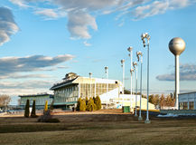 Vernon Downs Race Track Stock Images