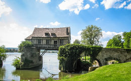 Vernon, France Stock Image