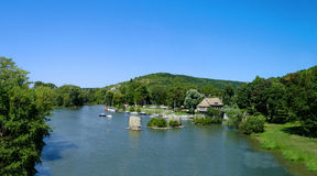 Vernon - Frankreich Stockfoto