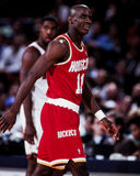Vernon Maxwell, Houston Rockets Stock Foto