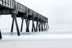Vero Beach Pier Images stock