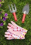 Verão em um jardim Imagens de Stock