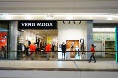 Vero Moda store Royalty Free Stock Image