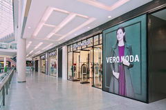 VERO MODO outlet in Livat Shopping Mall, Beijing, China Stock Photos