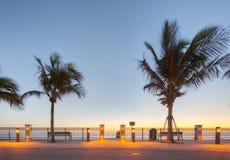 Vero plaża Obrazy Stock