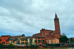 Verona stock fotografie