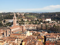 Verona Lizenzfreie Stockfotografie