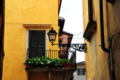 Verona Architecture Details Royalty Free Stock Image