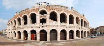 Verona-Arena Stockfotos