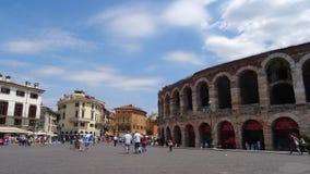 Verona Arena royalty-vrije stock afbeelding