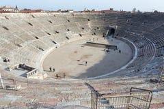 Verona Arena stockbild