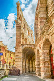 The Verona Arena Royalty Free Stock Photo