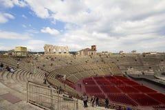 Verona Arena (Arena di Verona) Italy Royalty Free Stock Images