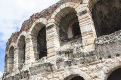 Verona Arena (Arena di Verona) Italy Stock Image