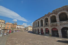 Verona Arena Royalty Free Stock Image