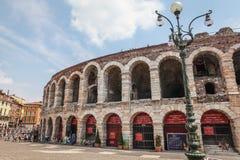 Verona Arena Stock Image