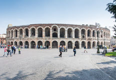 Verona Arena Stock Photo