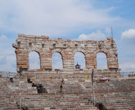 Verona Arena, Italy Royalty Free Stock Photos