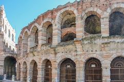 Verona Arena of Italy Royalty Free Stock Photography