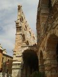 Verona Arena roman amphitheatre Stock Image
