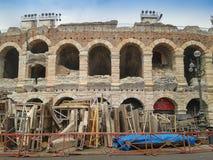 Verona areny rzymski amphitheatre Zdjęcia Stock