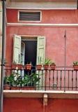Verona balcony Royalty Free Stock Image