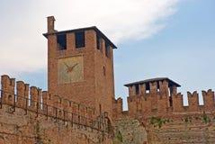 Verona Italy Castelvecchio Royalty Free Stock Images