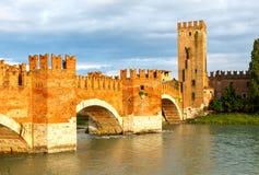 Verona. Castelvecchio Royalty Free Stock Photos