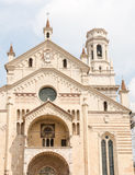 Verona Cathedral Royalty Free Stock Images