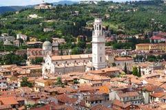 Verona Cathedral, Italy Royalty Free Stock Image