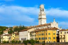 Verona Cathedral - Veneto Italy Stock Photos