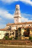 Verona Cathedral - Veneto Italy Stock Photo