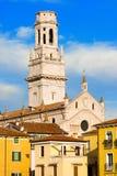Verona Cathedral - Veneto Italy Stock Images