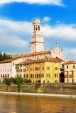 Verona Cathedral - Veneto Italy Royalty Free Stock Photo