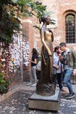 Verona, City of love story immortal. `Romeo and Juliet Royalty Free Stock Photos
