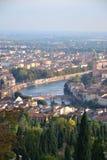 Verona cityscape, Italy Royalty Free Stock Photos