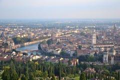 Verona cityscape, Italy Stock Photography