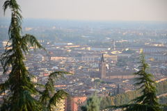 Verona cityscape, Italy Royalty Free Stock Images