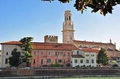 Verona cityscape. Veneto region, Italy Royalty Free Stock Photos