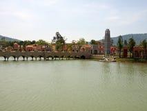 Verona Complex: Ansicht Lizenzfreie Stockbilder