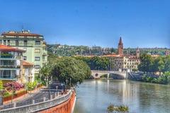 Verona. Daytrip in Verona Royalty Free Stock Image