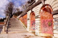 Verona embankment. Royalty Free Stock Photos
