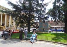 Verona garden Royalty Free Stock Photography